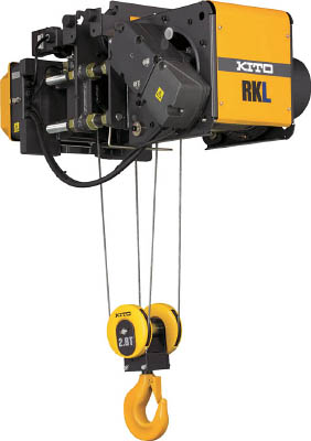 キトーロープホイストRKホイスト ローヘッド形 4.8t×12m M5等級 RKL5048DL12 販売単位 1台 入り数 - JAN - キトー ホイスト 株 キトー 05P03Dec16