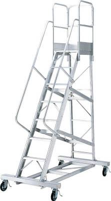アルインコ 移動式作業台 天板高さ2.66m 最大使用質量120kg【CSD270AS】 販売単位:1台(入り数:-)JAN[4969182281996](アルインコ 高所作業台) アルインコ(株)【05P03Dec16】