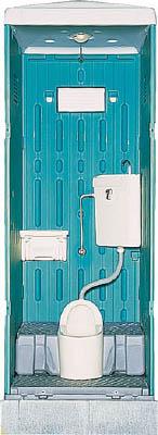 日野 水洗式トイレ和式 イエロー【GXASY】 販売単位:1台(入り数:-)JAN[-](日野 トイレユニット) 日野興業(株)【05P03Dec16】