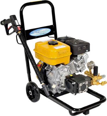 スーパー工業 エンジン式高圧洗浄機SEC-1015-2(コンパクト&カート型)【SEC10152】 販売単位:1台(入り数:-)JAN[-](スーパー工業 高圧洗浄機) スーパー工業(株)【05P03Dec16】