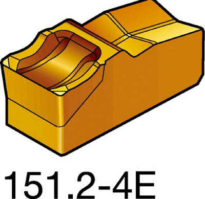 サンドビック T-Max Q-カット 突切り・溝入れチップ 4225【R151.2600054E(4225)】 販売単位:10個(入り数:-)JAN[-](サンドビック チップ) サンドビック(株)