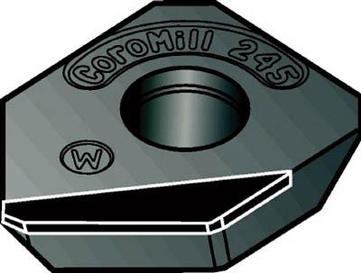 サンドビック コロミル245用ダイヤモンドチップ CD10【R24512T3EW(CD10)】 販売単位:5個(入り数:-)JAN[-](サンドビック チップ) サンドビック(株)