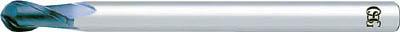 OSG 超硬エンドミル【DIALNEBDR1.5X30】 販売単位:1本(入り数:-)JAN[-](OSG 超硬ボールエンドミル) オーエスジー(株)【05P03Dec16】