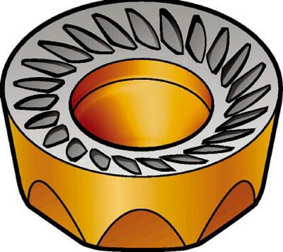 サンドビック コロミル200用チップ S40T【RCKT2006M0PM(S40T)】 販売単位:10個(入り数:-)JAN[-](サンドビック チップ) サンドビック(株)【05P03Dec16】