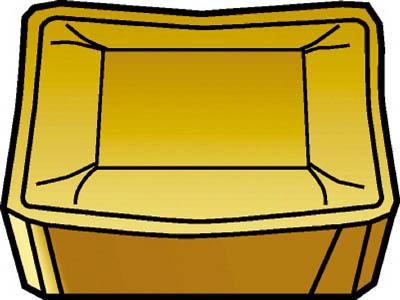 サンドビック フライスカッター用チップ 4240【SPKR1504EDRWH(4240)】 販売単位:10個(入り数:-)JAN[-](サンドビック チップ) サンドビック(株)【05P03Dec16】