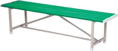 ノーリツ ベンチ(背なし) 緑【RBN1800GN】 販売単位:1台(入り数:-)JAN[4560120322889](ノーリツ ロビーチェア) (株)ノーリツイス【05P03Dec16】