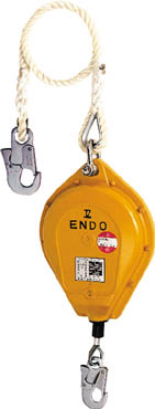 ENDO セルフロック SL-17H 120kg 17m【SL17H】 販売単位:1台(入り数:-)JAN[4560119620859](ENDO 安全帯) 遠藤工業(株)【05P03Dec16】