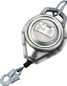 ENDO セルフロック SLM-15 120kg 15m ステンレス【SLM15】 販売単位:1台(入り数:-)JAN[4560119620903](ENDO 安全帯) 遠藤工業(株)【05P03Dec16】