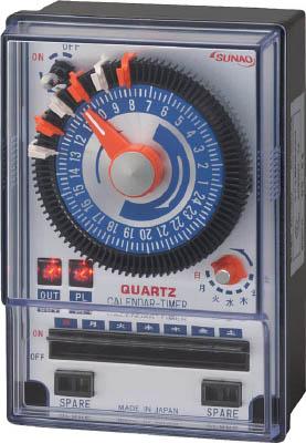 SUNAO カレンダータイマー【ET100PC】 販売単位:1台(入り数:-)JAN[-](SUNAO タイマー) スナオ電気(株)【05P03Dec16】