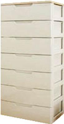 IRIS ウッドトップチェスト HG-807B ホワイト/ペアー【HG807B】 販売単位:1台(入り数:-)JAN[4905009498604](IRIS チェスト) アイリスオーヤマ(株)【05P03Dec16】