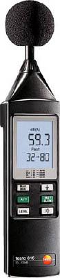 テストー デジタル騒音計【TESTO816】 販売単位:1個(入り数:-)JAN[-](テストー 環境測定器) (株)テストー【05P03Dec16】