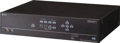 TOA デジタルレコーダー 4局 500GB【CDR0445】 販売単位:1台(入り数:-)JAN[-](TOA 防犯用カメラ) TOA(株)【05P03Dec16】