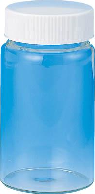 TGK ねじ口管瓶 白 SV-100 25本入り【717040510】 販売単位:1箱(入り数:25個)JAN[-](TGK ビン) 東京硝子器械(株)【05P03Dec16】