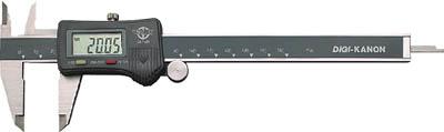 カノン デジピタノギス150mm【EPITA15】 販売単位:1本(入り数:-)JAN[4582126961527](カノン ノギス) (株)中村製作所【05P03Dec16】