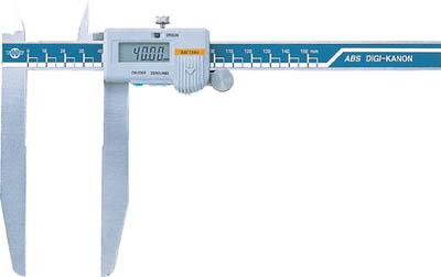 カノン デジタルロングジョウノギス150mm【ELSM15B】 販売単位:1本(入り数:-)JAN[4582126962081](カノン ノギス) (株)中村製作所【05P03Dec16】