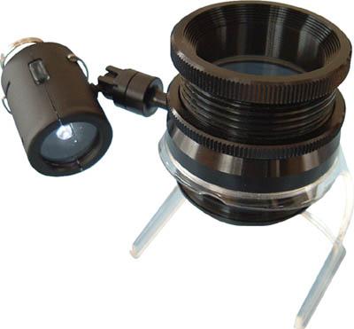 リーフ ワイドフィールドアクロ(LED【WF04LED】 販売単位:1個(入り数:-)JAN[4533602001633](リーフ ルーペ) (株)京葉光器【05P03Dec16】