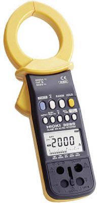 HIOKI クランプオンAC/DCハイテスタ【3285】 販売単位:1個(入り数:-)JAN[-](HIOKI クランプメーター) 日置電機(株)【05P03Dec16】