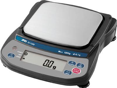 素敵な はかり) A&D コンパクト電子天びん 0.1G/3100G【EJ3000】 販売単位:1台(入り数:-)JAN[4981046604949](A&D (株)エー・アンド・デイ【05P03Dec16】:マルニシオンライン 店-DIY・工具