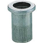 エビ ナット(1000本入) Dタイプ アルミニウム 5-3.2【NAD5M】 販売単位:1箱(入り数:1000本)JAN[4963202021432](エビ ブラインドナット) (株)ロブテックス【05P03Dec16】