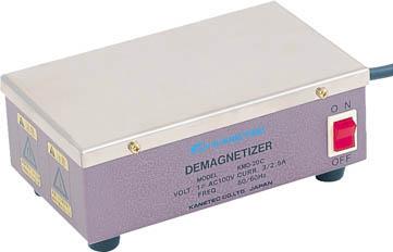 カネテック 標準型脱磁機KMD型【KMD50C】 販売単位:1台(入り数:-)JAN[4544554001282](カネテック 着磁器・脱磁器) カネテック(株)【05P03Dec16】