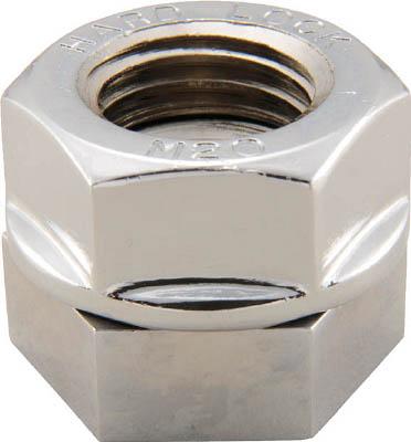 ハードロックナット スタンダード(リム) M16X2.0(30個入り)【HLNR16C04UP】 販売単位:1PK(入り数:30個)JAN[-](ハードロック ナット) ハードロック工業(株)【05P03Dec16】