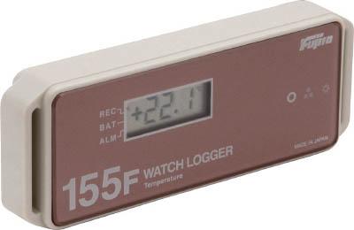 Fujita 表示付温湿度データロガー(フェリカタイプ)【KT255F】 販売単位:1個(入り数:-)JAN[4571226380437](Fujita 温度計・湿度計) (株)藤田電機製作所【05P03Dec16】