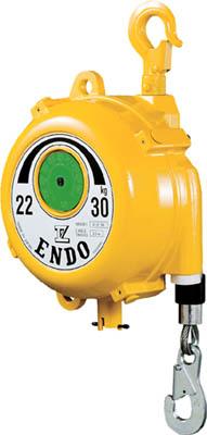 ENDO スプリングバランサー ELF-30 22~30Kg 2.5m【ELF30】 販売単位:1台(入り数:-)JAN[4560119621160](ENDO ツールバランサー) 遠藤工業(株)【05P03Dec16】