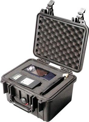 PELICAN 1300 (フォームなし)黒 270×246×174【1300NFBK】 販売単位:1個(入り数:-)JAN[19428021825](PELICAN プロテクターツールケース) PELICAN PRODUCTS社【05P03Dec16】