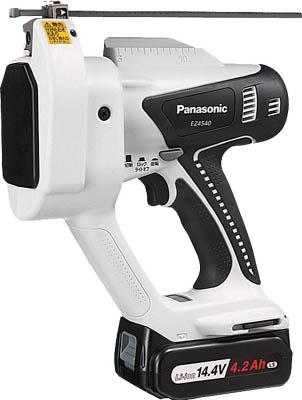 Panasonic 全ネジカッター14.4V 4.2Ah(ブラック)【EZ4540LS2SB】 販売単位:1台(入り数:-)JAN[4549077103109](Panasonic 小型切断機) パナソニック(株)エコソリューショ【05P03Dec16】