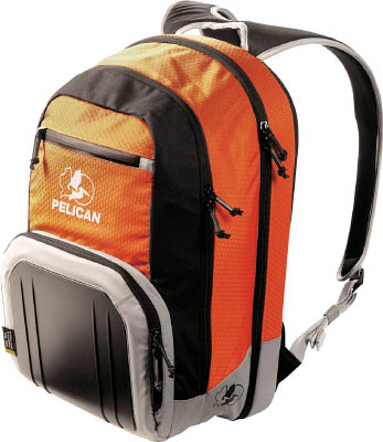 PELICAN S105 オレンジ 483×330×254【S105OR】 販売単位:1個(入り数:-)JAN[19428112615](PELICAN ツールホルダ・バッグ) PELICAN PRODUCTS社【05P03Dec16】
