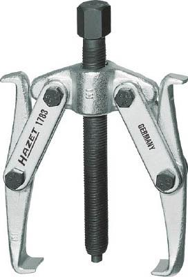 HAZET ユニバーサルプーラー(2本爪)【178316】 販売単位:1台(入り数:-)JAN[4000896136056](HAZET ギヤプーラ) HAZET社【05P03Dec16】