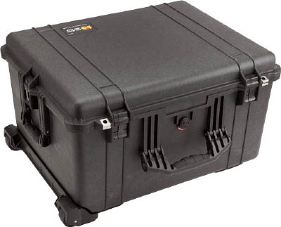 PELICAN 1620 黒 630×492×352【1620BK】 販売単位:1個(入り数:-)JAN[19428087142](PELICAN プロテクターツールケース) PELICAN PRODUCTS社【05P03Dec16】