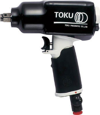 TOKU 超軽量・小型インパクトレンチ1/2 MI-16M【MI16M】 販売単位:1台(入り数:-)JAN[4562185600360](TOKU エアインパクトレンチ) 東空販売(株)【05P03Dec16】