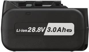 Panasonic 28.8V 3.0Ahリチウムイオン電池パック【EZ9L82】 販売単位:1個(入り数:-)JAN[4902704066404](Panasonic ハンマードリル) パナソニック(株)エコソリューショ【05P03Dec16】