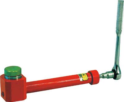 イーグル アトムジャッキ 最大能力15t【SJ15】 販売単位:1台(入り数:-)JAN[4520187450291](イーグル 油圧ジャッキ) (株)今野製作所【05P03Dec16】