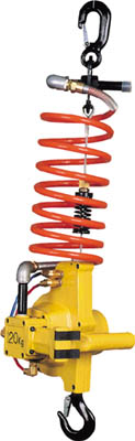 ENDO エアーホイスト EHW-120 120kg 1.9M 0.6MPa【EHW120】 販売単位:1台(入り数:-)JAN[4560119620620](ENDO ホイスト) 遠藤工業(株)【05P03Dec16】