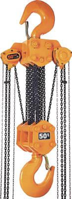 キトー マイティ チェーンブロック M3形 10tx3.5m【CB100】 販売単位:1台(入り数:-)JAN[4937773010089](キトー 手動チェンブロック) (株)キトー【05P03Dec16】