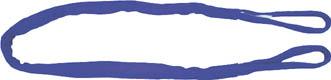 シライ マルチスリング HE形 両端アイ形 2.0t 長さ4.0m【HEW020X4.0】 販売単位:1本(入り数:-)JAN[4902043812977](シライ ラウンドスリング) 東レインターナショナル(株)【05P03Dec16】