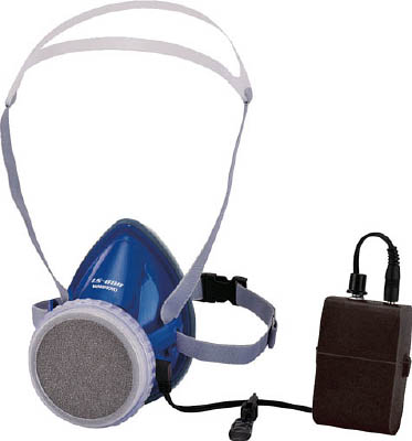 スワン 電動ファン付呼吸用保護具【LS880】 販売単位:1個(入り数:-)JAN[4984013912665](スワン ファン付呼吸用保護具) 山本光学(株)【05P03Dec16】