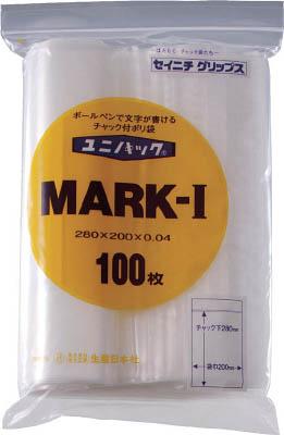 """seinichi""""yunipakku""""MARK-A 70*50*0.04 300张装销售学分:1袋(进入数量:300张)JAN[4兆9097亿6711万2413](seinichipori袋)株式会社生产日本社"""