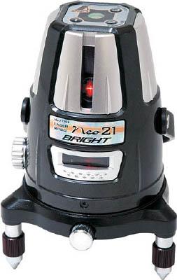 シンワ レーザーロボ Neo21 BRIGHT【77354】 販売単位:1台(入り数:-)JAN[4960910773547](シンワ レーザー墨出器) シンワ測定(株)【05P03Dec16】