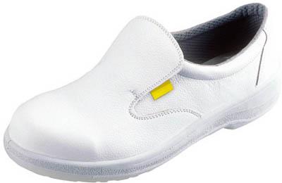 シモン 静電安全靴 短靴 7517白静電靴 24.0cm【7517WS24.0】 販売単位:1足(入り数:-)JAN[4957520106810](シモン 静電安全靴) (株)シモン【05P03Dec16】