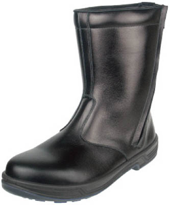 シモン 安全靴 半長靴 8544黒 27.5cm【8544BK27.5】 販売単位:1足(入り数:-)JAN[4957520155382](シモン 安全靴) (株)シモン【05P03Dec16】