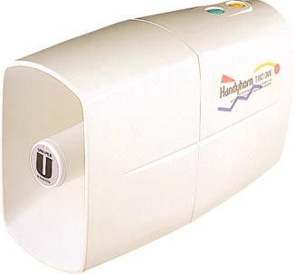 ユニペックス ミニメガホン 3W ハンディーホン【TRC3W】 販売単位:1台(入り数:-)JAN[4560142100014](ユニペックス 拡声器) ユニペックス(株)【05P03Dec16】