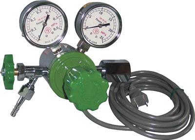 ヒーター付圧力調整器 YR-507V-2【YR507V2】 販売単位:1個(入り数:-)JAN[4560125828102](ヤマト ガス調整器) ヤマト産業(株)【05P03Dec16】