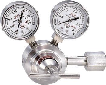 腐食性ガス用圧力調整器 YS-1【YS1CL2】 販売単位:1個(入り数:-)JAN[4560125828188](ヤマト ガス調整器) ヤマト産業(株)【05P03Dec16】