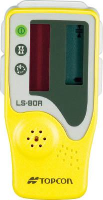トプコン 受光器 LS-80A【LS80A】 販売単位:1台(入り数:-)JAN[4975364047854](トプコン レーザー墨出器) (株)トプコン【05P03Dec16】