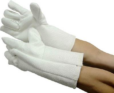 ZETEX ゼテックス手袋 35cm【201121400】 販売単位:1双(入り数:-)JAN[4580376760129](ZETEX 耐熱・耐寒手袋) ニューテックス・インダストリー社【05P03Dec16】