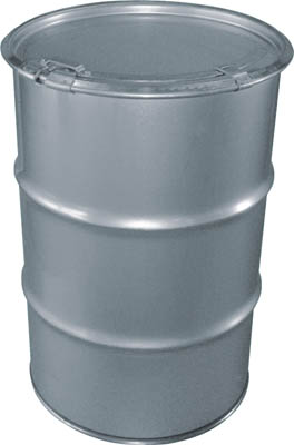 JFE 100Lステンレスドラム缶オープンタイプ【KD100L】 販売単位:1本(入り数:-)JAN[4582346290070](JFE ドラム缶) JFEコンテイナー(株)【05P03Dec16】