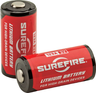 SUREFIRE バッテリー400個(1ケース)【SF400BULK】 販売単位:1個(入り数:400個)JAN[84871820240](SUREFIRE 電池) SUREFIRE社【05P03Dec16】